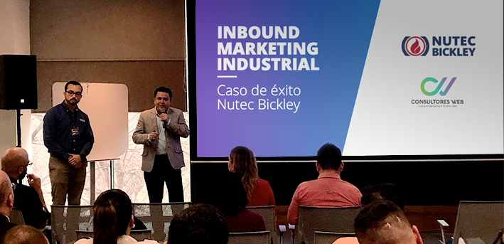 Inbound Marketing Industrial - Caso de éxito