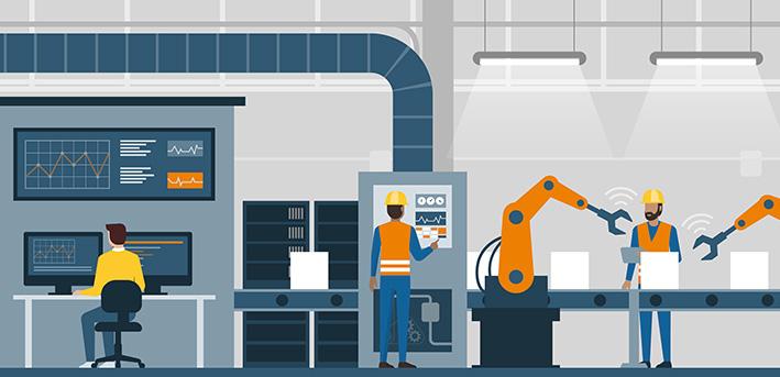 ¿Cómo utilizan los ingenieros del sector industrial los medios digitales?